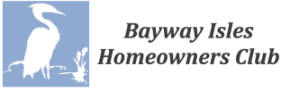 Bayway Isles Homeowners Club