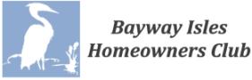 Bayway Isles Homeowners Club
